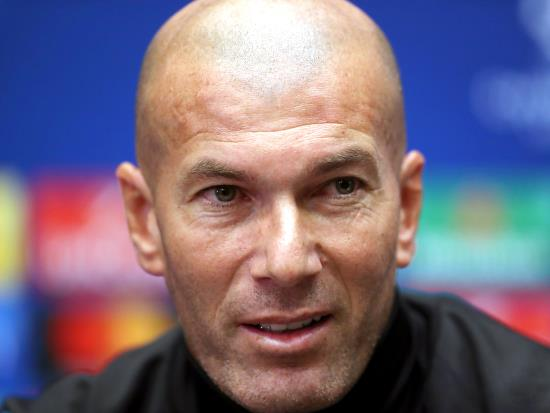 Espanyol vs Real Madrid - Real Madrid boss Zinedine Zidane wary of Espanyol threat