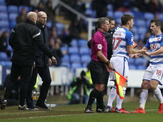 Reading vs Sheffield United - Chris Martin back in contention for Reading