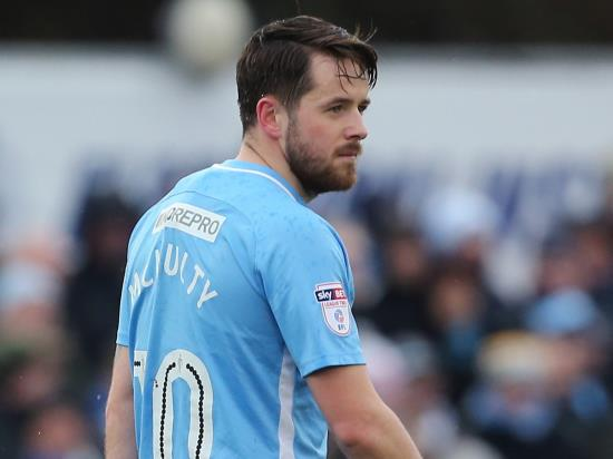 Marc McNulty is spot on for Coventry