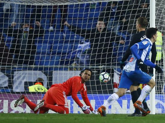 Espanyol 1-0 Real Madrid: Late Gerard Moreno strike stuns Real Madrid
