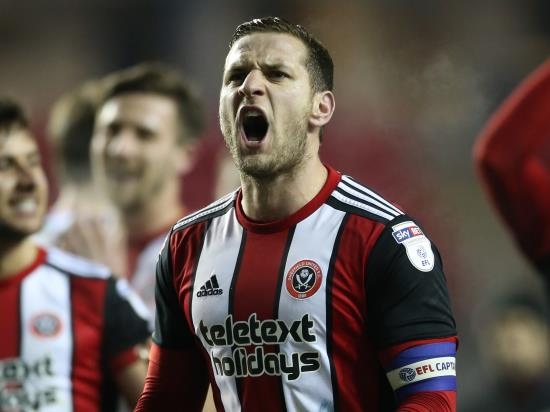 Alan Knill hails skipper Billy Sharp after Blades victory