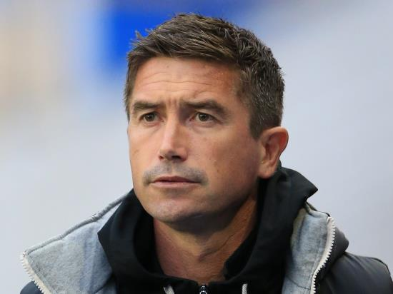 No new worries for Crawley boss Harry Kewell