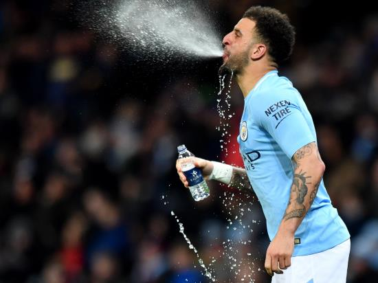 Manchester City vs Chelsea - Kyle Walker doubtful for Man City's clash with Chelsea