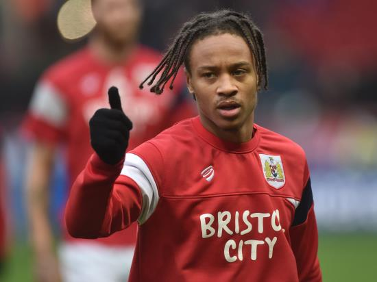 Bobby Reid nets hat-trick as Bristol City get back on track with thumping win