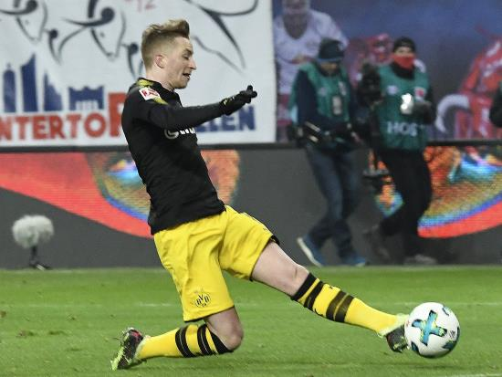 Borussia Dortmund held to Bundesliga draw by top-four rivals RB Leipzig