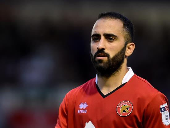 Erhun Oztumer hat-trick hands Walsall victory at Southend
