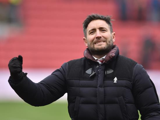 Lee Johnson beaming after Bristol City 'get their mojo back' against Owls