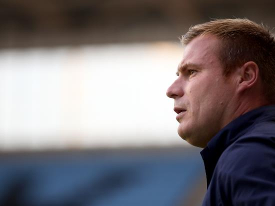 Fully-fit squad for David Flitcroft's first game in charge of Mansfield