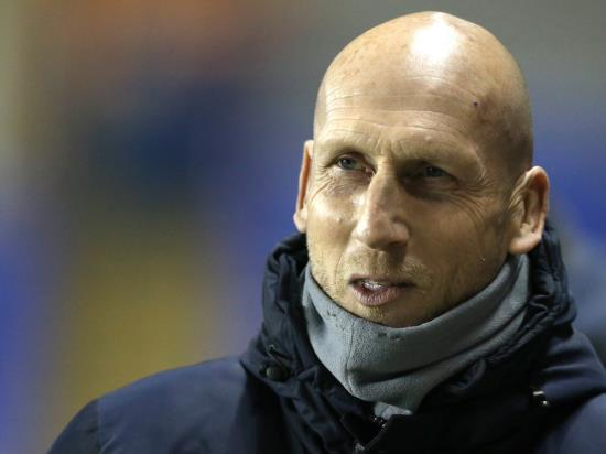 Stam liked what he saw from Holmes in Reading's draw with Bolton