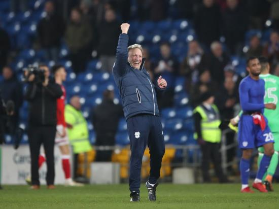 Neil Warnock impressed with Cardiff resilience in Barnsley victory