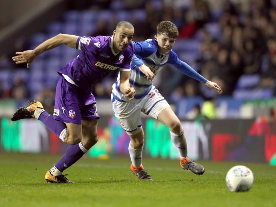 Reading winless home streak goes on after Bolton draw