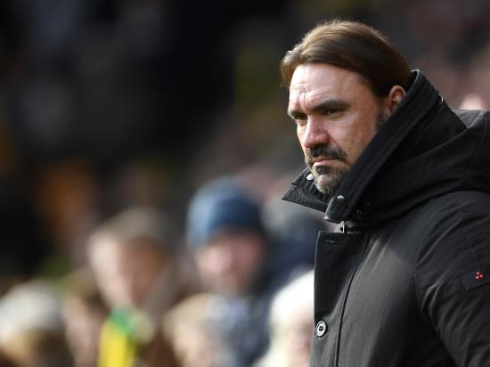 Daniel Farke says Nelson Oliveira dropped from Norwich squad for poor attitude