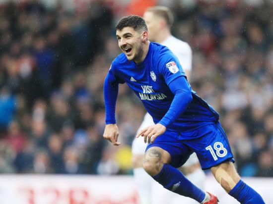 Cardiff beat Barnsley to narrow Wolves' advantage still further