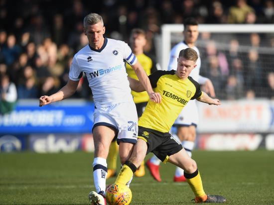 Aiden O'Brien poised to return for Millwall