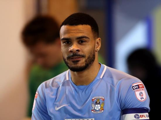 No new concerns as Coventry host Luton