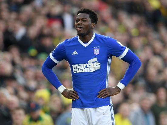 Ipswich vs Hull City - Dominic Iorfa sits out Ipswich's clash with Hull