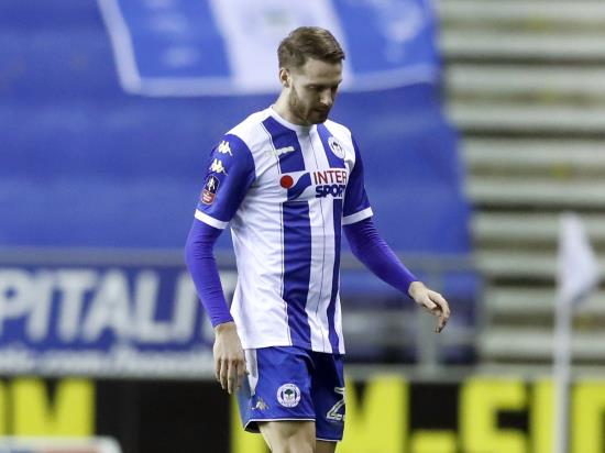 Nick Powell faces late fitness test as Wigan take on Oxford