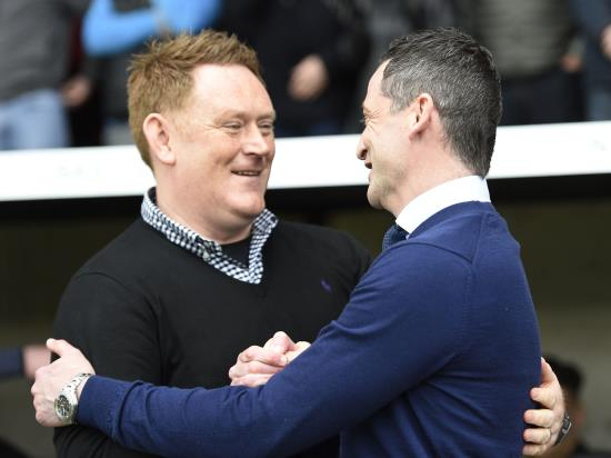 David Hopkin 'running out of superlatives' for Livingston after play-off win