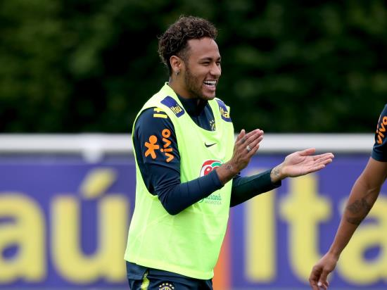 Brazil vs Costa Rica - Neymar to start against Costa Rica despite ankle issue