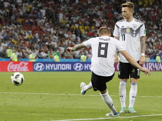 Toni Kroos revives German World Cup hopes with stunning late winner