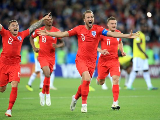 Gareth Southgate hails 'special moment' for England after penalty shootout win