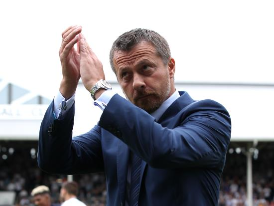 Slavisa Jokanovic unwilling to panic after Fulham start with a loss