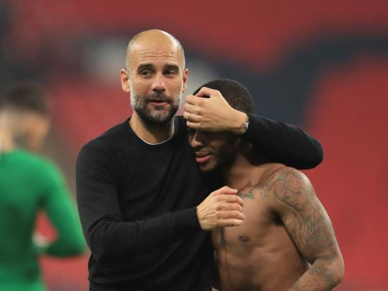 Guardiola keen to keep Sterling after he helps City outclass Arsenal
