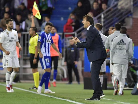 I'm not concerned about my job, says Lopetegui after Real lose again - 7M sport