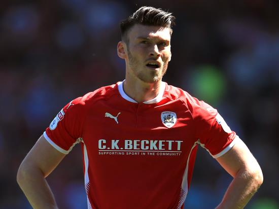 Barnsley striker Kieffer Moore racing to be fit for Luton clash - 7M sport