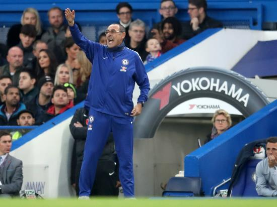 Chelsea boss Maurizio Sarri backs two-goal Alvaro Morata to keep improving
