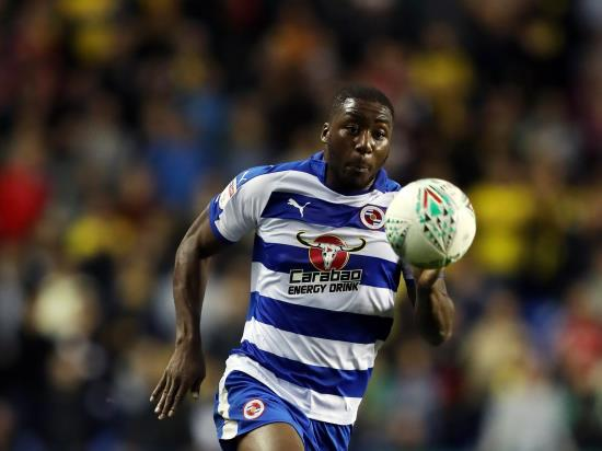 Reading vs Ipswich - Yakou Meite could feature for Reading