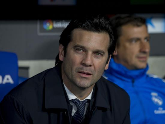 Santiago Solari urges Real Madrid to be professional in cup tie with Girona