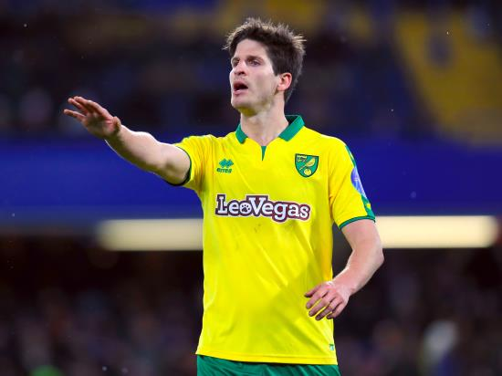 Norwich duo to miss derby encounter with Ipswich