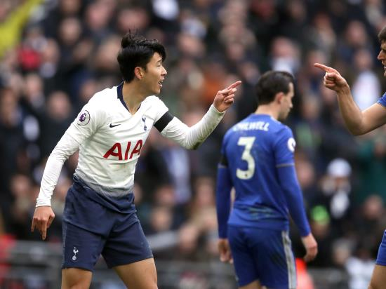Pochettino perplexed by booking for Son going down - 7M sport