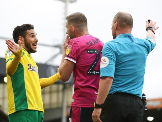 Norwich City vs Reading - Emi Buendia unavailable for Norwich's encounter