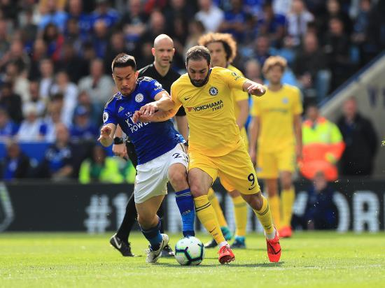 Chelsea held at Leicester but manage to secure third in table