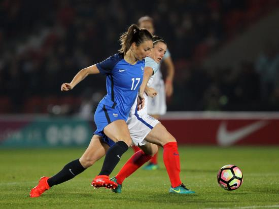 France women motivated to follow men as World Cup winners