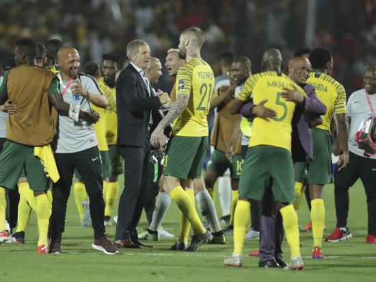 Nigeria(N) vs South Africa - South Africa head coach Baxter plays down favourites tag