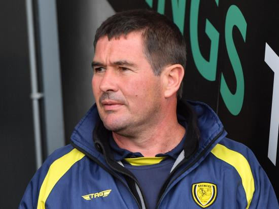 Clough pleased with Burton reaction as they edge Port Vale to progress