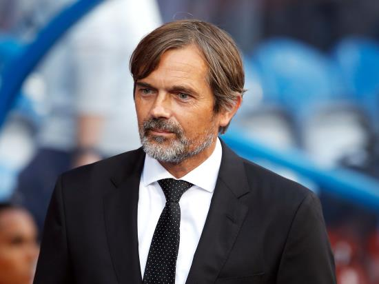 Phillip Cocu turns to plan B as Derby beat Scunthorpe