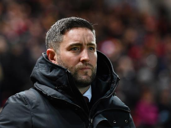 Lee Johnson fumes at 'joke' penalty decision as Bristol City suffer early exit