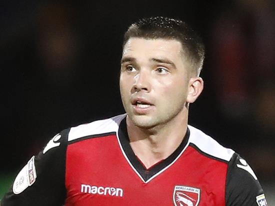 Morecambe vs Salford City F.C. - Alex Kenyon remains sidelined as Morecambe host Salford