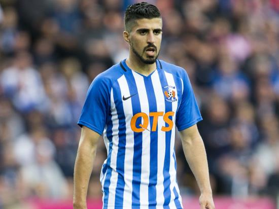 Mohamed El Makrini fit for Killie