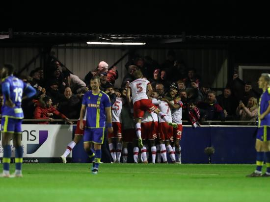Rotherham secure comeback win over Solihull Moors to reach FA Cup third round