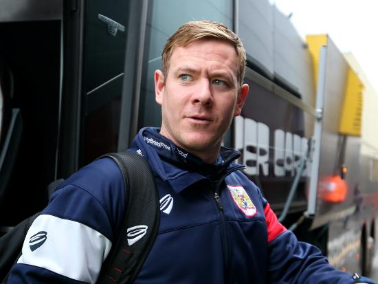 Dean Holden to take Bristol City reins for clash against Hull