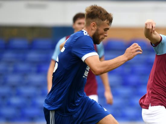 Aaron Drinan doubtful as Ipswich prepare to face Fulham