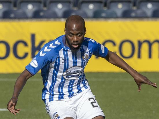 Youssouf Mulumbu misses out for Kilmarnock