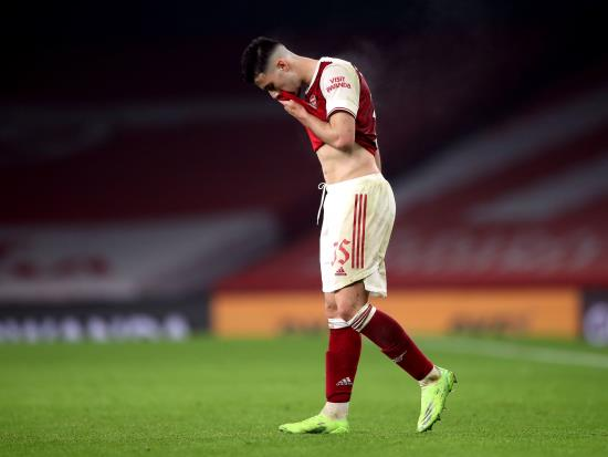 Arsenal without Gabriel Martinelli for Crystal Palace clash