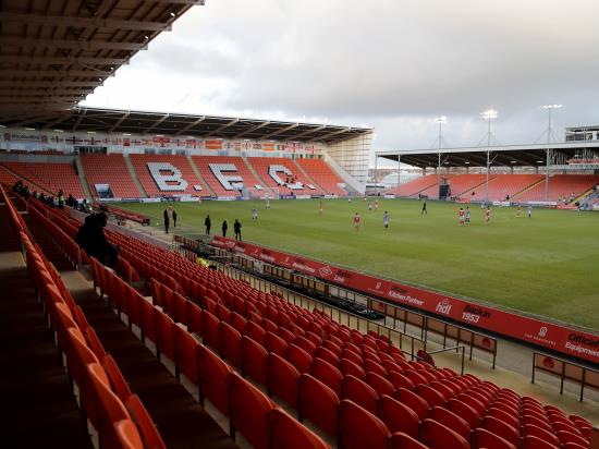 Blackpool v Doncaster postponed following pitch inspection