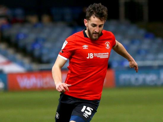 Luton could receive injury boost ahead of Sheffield Wednesday clash